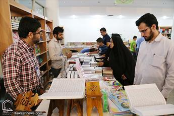 تصاویر/ نهمین نمایشگاه قرآن و عترت اهواز