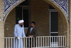 مدیر جدید مدرسه علمیه امام حسین (ع) شهرضا معرفی شد