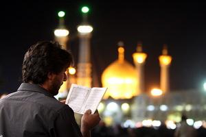 ویژه برنامه های شب های قدر در حرم حضرت معصومه(س)