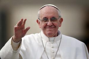 پاپ: باید منطق مبتنی بر قدرت را واژگون ساخت