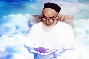 امام(ره) روزی هشت مرتبه قرآن تلاوت می کردند
