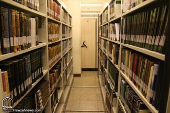 ۷هزار کتاب خطی در کتابخانه آیت الله العظمی بروجردی نگه داری می شود