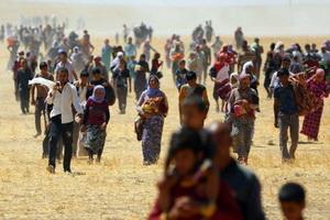 "إحصاء رسمي عراقي: ""داعش"" قتل واختطف ۷۶۰۰ إيزيدياً"