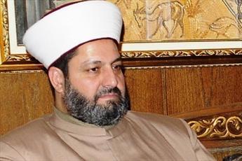 الشيخ بلال شعبان يعزي بوفاة السيد حسين شيخ الإسلام