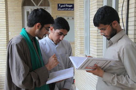 تعطیلات تابستانی فرصتی برای پژوهش طلاب