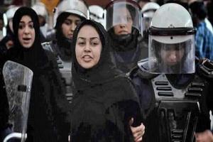 ۱۳ زن بحرینی به خاطر مسائل سیاسی در زندان به سر می برند