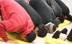نماز عید قربان در دانشگاه کوئینزلند استرالیا برگزار می شود