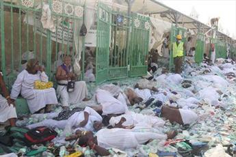 فاجعه منا تکرار حملات بی رحمانه دشمنان صدر اسلام به علی(ع) و فاطمه(س) بود