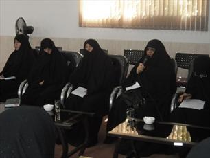 اجلاس مدیران مدارس علمیه خواهران استان یزد برگزار شد