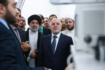 نخست وزیر عراق با نماینده آیت الله سیستانی دیدار کرد