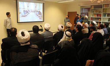 مراسم افتتاح ساختمان جدید و آغاز سال تحصیلی حوزه علمیه هامبورگ