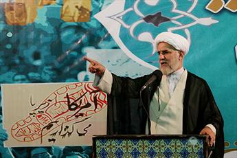 امامجمعه موقت اهواز : برجام نه یک جام زهر است و نه یک فتح الفتوح
