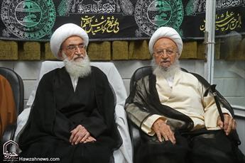 تصاویر/ مراسم  گرامیداشت شهید سردار همدانی در قم