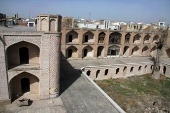 تحصیل ۷۸ طلبه در مدرسه صالحیه قزوین