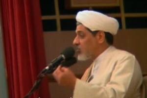 فیلم/ توصیه حجت الاسلام والمسلمین رفیعی به مداحان-۲