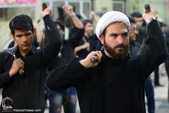 تصاویر / مراسم عزاداری شب تاسوعای حسینی در اهواز