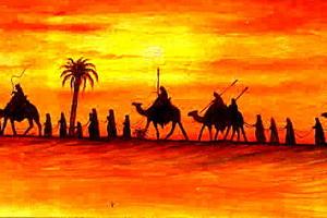 عبدالله بن جعفر، همسر پیام آور کربلا