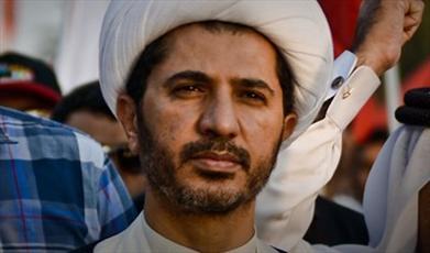 دبیرکل الوفاق بحرین در پیامی از ابراز همبستگی مردم تشکر کرد