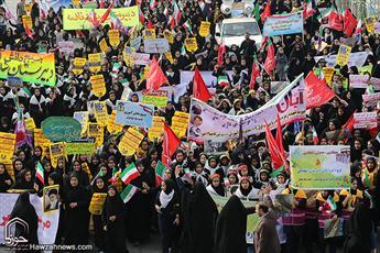 دعوت علمای خوزستان از جوانان برای شرکت در یومالله ۱۳ آبان