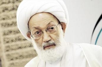 جسارت به شیخ عیسی قاسم عبور از خط قرمز است و دریای خون در بحرین جاری می کند