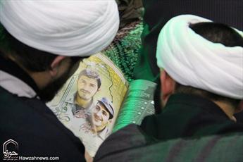 یادواره سردار  زین الدین و شش هزار شهید استان قم  برگزار می شود