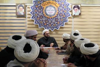 مبلغان به محل استقرار زائران ایرانی در کربلا اعزام شدند
