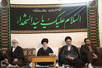 تصاویر/ مراسم عزاداری اربعین سید و سالار شهیدان در بیوت مراجع و علما(۲)