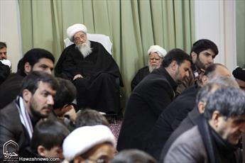 تصاویر/  بیوت مراجع عظام در سوگ ثامن الحجج علی بن موسی الرضا(علیه السلام)