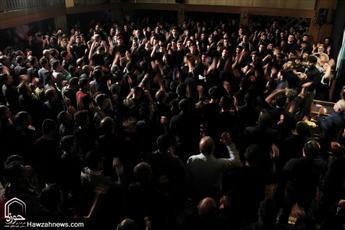 تصاویر/ عزاداری دهه آخر صفر در مرکز اسلامی هامبورگ