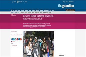 نیمی از دانش آموزان مسلمان آمریکا آزار و اذیت می شوند