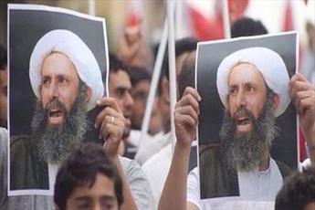 طلاب بنابی جنایات آل سعود را محکوم کردند