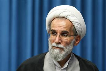 تبریک مدیر حوزه علمیه قزوین به آیت الله اعرافی