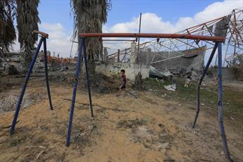 تجاوز رژیم صهیونیستی و آثار هولناک روحی و روانی بر مردم غزه