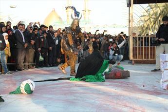 نقش مهم عالمان دین در حمایت و توسعه شبیه خوانی در ایران