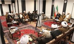 نشست هماهنگی ستاد انتخابات استانی جامعه مدرسین برگزارشد