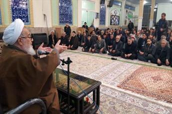 آغاز سلسله مباحث علمی آيتالله ممدوحی از دوم مرداد در مشهد مقدس