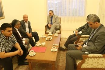 رئیس موسسه امام خمینی(ره) اندونزی: آرزوی سفر به ایران را دارم