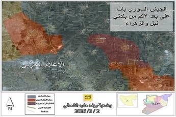 ۴۸ ساعت سرنوشت ساز برای شیعیان سوریه