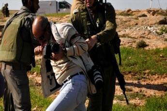 گزارش بیش از ۵۱ تخلف علیه روزنامه نگاران فلسطینی در یک ماه