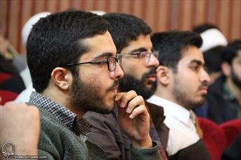 نشست قرآنی طلاب نخبه شیرازی برگزار شد