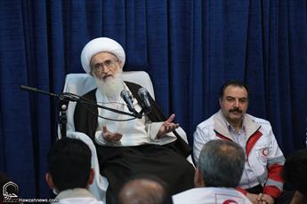 دشمن با تمام توان در میدان مبارزه با نظام اسلامی است