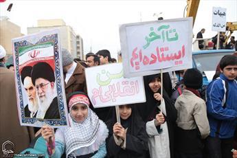 در سالروز پیروزی انقلاب، عظمت ملت ایران به رخ جهانیان کشیده خواهد شد