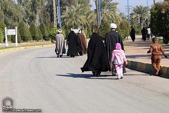 همایش پیادهروی خانوادگی طلاب و روحانیون قم برگزار میشود