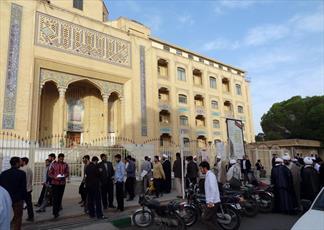 عرضه آخرین دستاوردهای علمی  مؤسسه  امام  خمینی(ره) در نمایشگاه قرآن