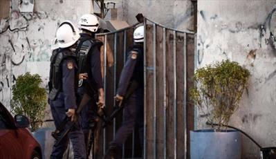 بازداشت گستردۀ جوانان بنی جمره در بحرین