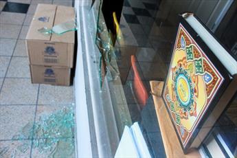 حمله به مرکز اسلامی مینه سوتا و دزدی و تخریب اموال مسجد+ عکس