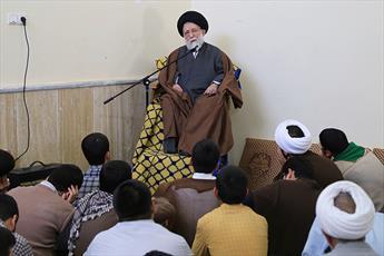 سلسله سخنرانی های اخلاقی معرفتی آیت الله شفیعی آغاز شد