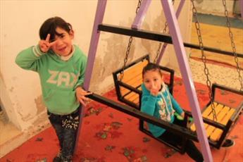 نبرد خاموش اسرائیل با خردسالان مهدکودک الخلیل
