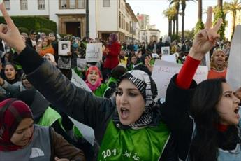 رسانه های مراکش نسبت به بانوان محجبه تبعیض قائل می شوند