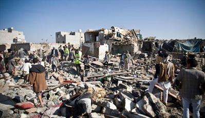 در حمله متجاوزان سعودی پنج  یمنی به شهادت رسیدند